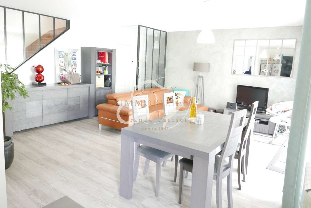 Vente vente ecully 69130 appartement t5 pitance 3 chambres for Acheter maison ecully